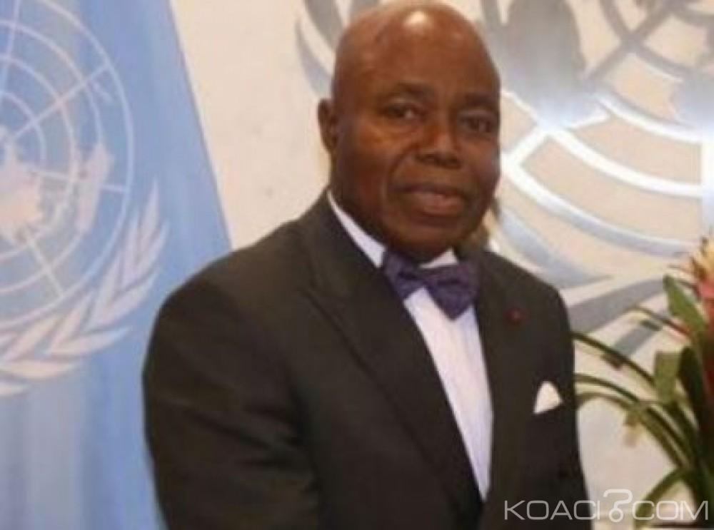 Côte d'Ivoire: Décès brutal de l'Ambassadeur ivoirien à l'ONU