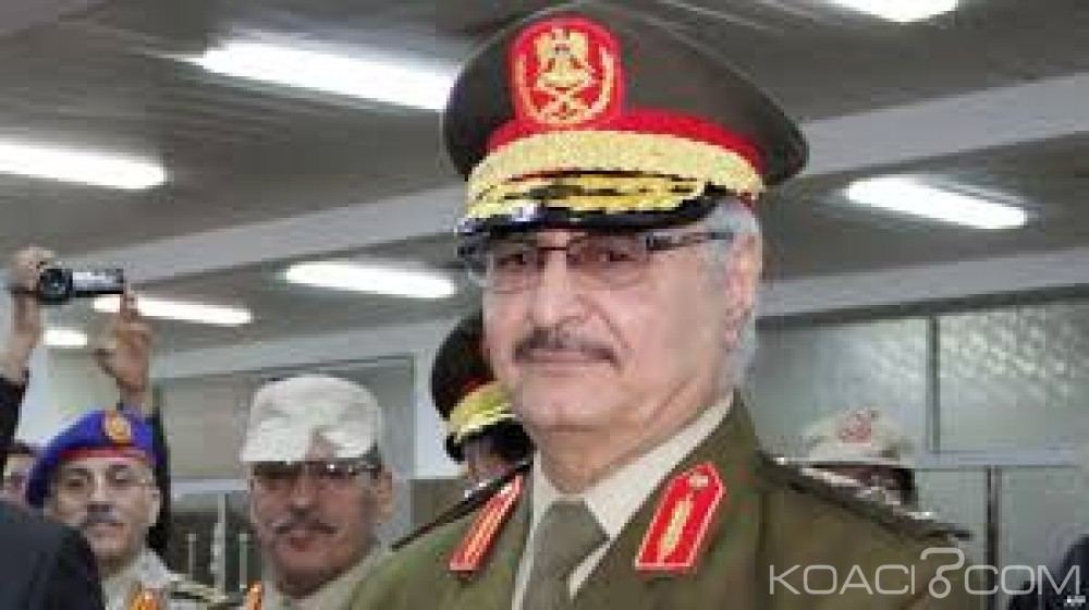Libye: Le chef  d'état-major de Haftar sort indemne d'une tentative d'assassinat à  Benghazi