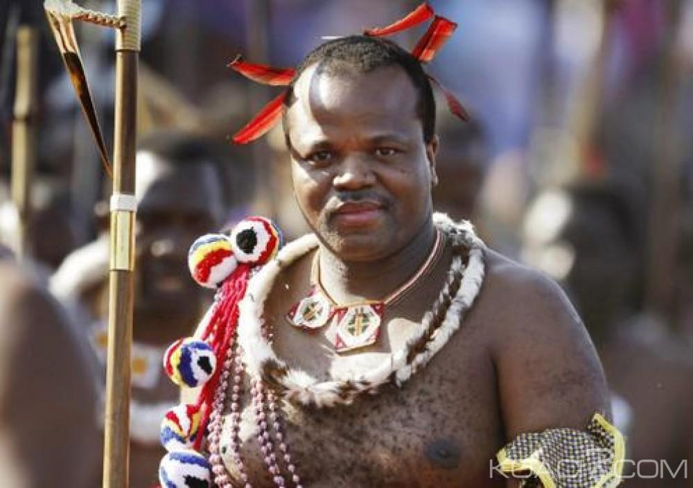 Swaziland: Le roi  Mswati III rebaptise son pays du nom d' «eSwatini»