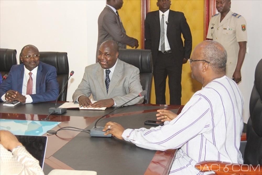 Burkina Faso: Le président Kaboré concerte opposition et majorité sur des questions de la vie nationale