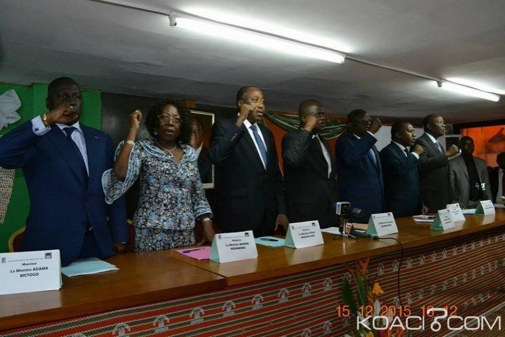 Côte d'Ivoire: Après la déclaration du président Bédié sur l'alternance en 2020, la réaction attendue du RDR lors de leur prochain congrès
