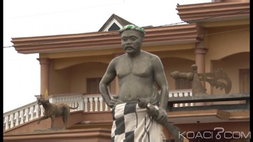 Côte d'Ivoire: Bonoua, acte de vandalisme signalé ce vendredi à la cour royale, retour de la crise de succession?