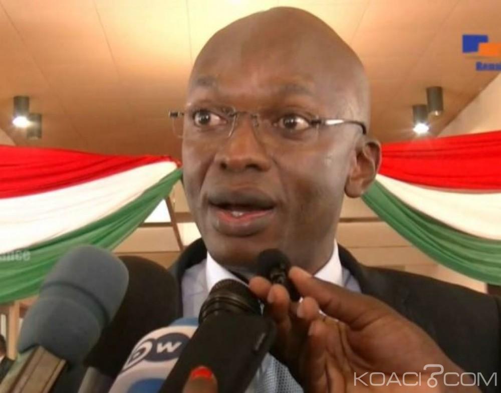 Burundi: Nkurunziza vire son chef de la diplomatie Alain-Aimé Nyamitwe
