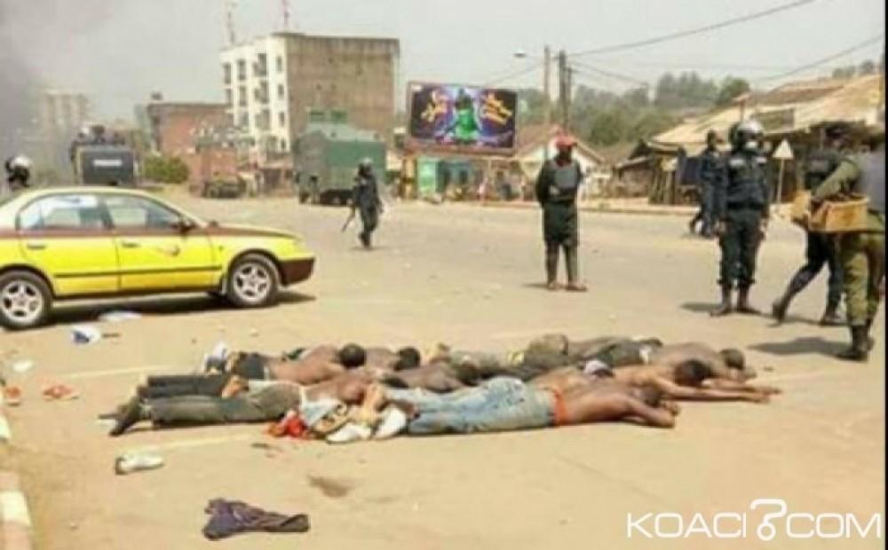 Cameroun: Tirs nourris contre  le convoi du gouverneur dans le Sud-ouest