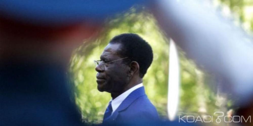 Guinée Equatoriale:  Putsch déjoué, Obiang  se plaint du manque de solidarité  en « Afrique »