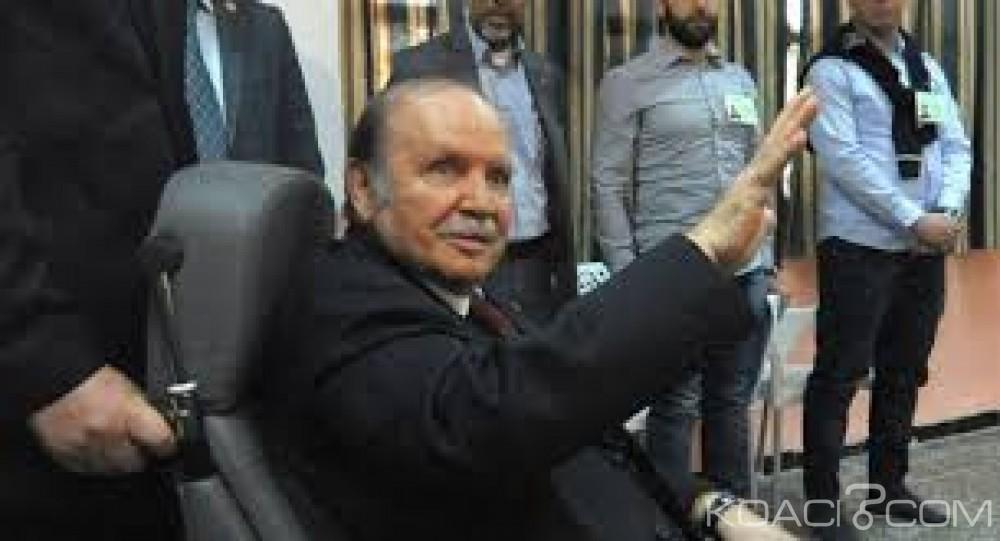 Algérie:  Affaibli, Bouteflika appelé à se présenter pour un cinquième mandat en  2019