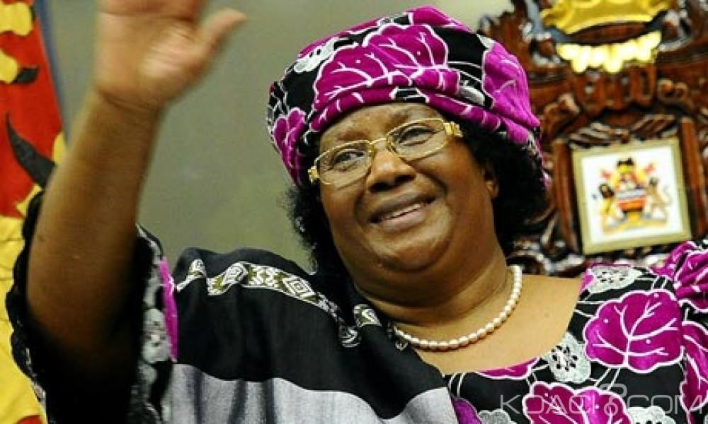 Malawi: L'ancienne Présidente Joyce Banda de retour samedi après 4 ans d'exil