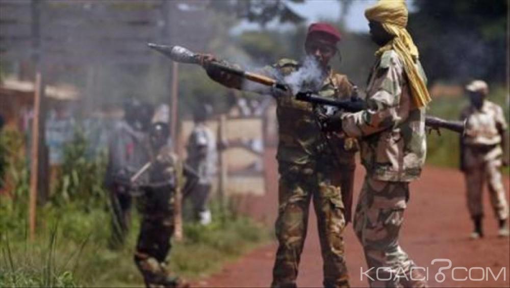 Centrafrique: 4 morts dont le chef d'un nouveau groupe armé dans des combats avec la Minusca