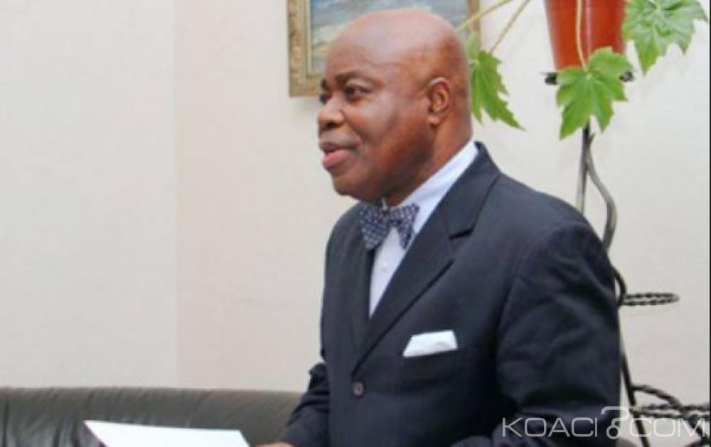 Côte d'Ivoire: La dépouille de l'ambassadeur Bernard TANOH-BOUTCHOUE transférée à Abidjan le 5 mai prochain