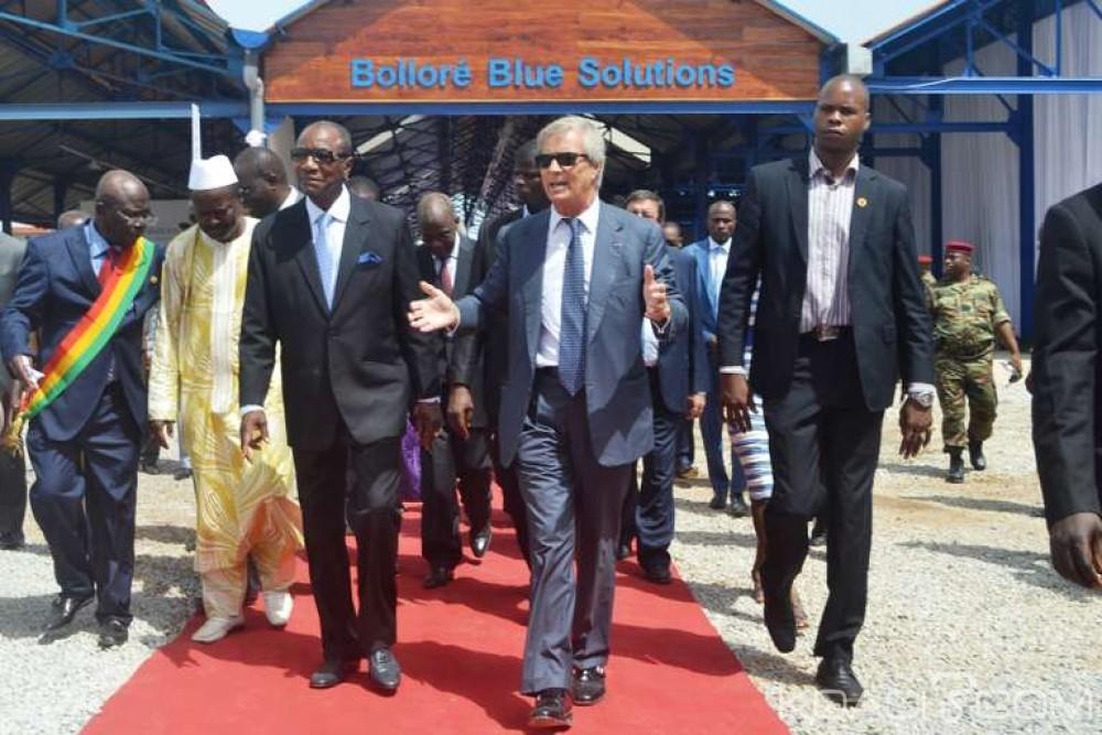 Guinée: Le gouvernement affirme que l'obtention de la concession portuaire par Bolloré s'est faite en toute légalité