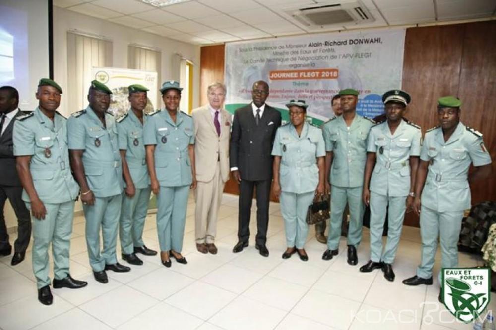 Côte d'Ivoire: Exploitation illégale du bois, Abidjan abrite une rencontre sur l'accord de partenariat volontaire avec l'UE (APV-FLEGT)