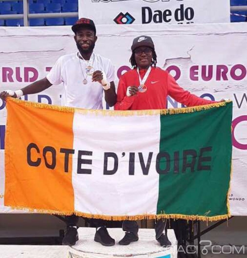 Côte d'Ivoire: Taekwondo, Cissé et Gbagbi en or à Athènes