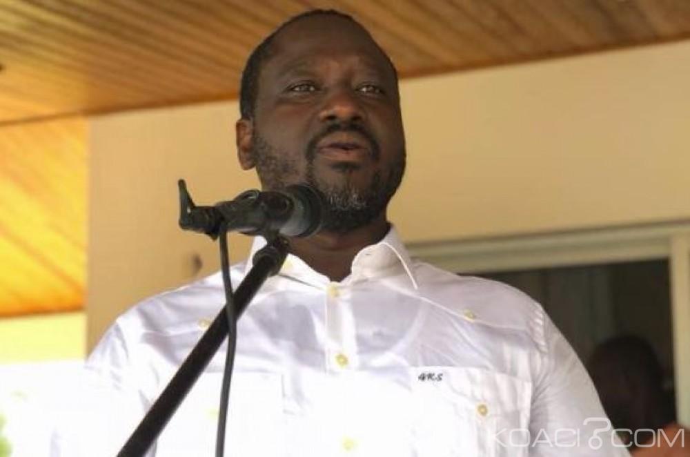 Côte d'Ivoire: Affaire des drones, Soro réagit «Ce n'est pas le parti, le RDR qui a commandé les drones, c'est l'Etat»