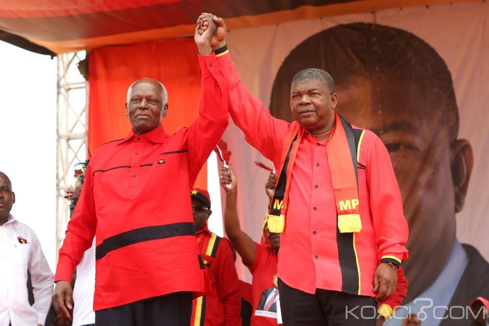 Angola:  Dos Santos perd la présidence du  MPLA, parti au pouvoir