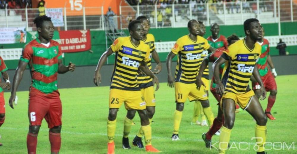 Côte d'Ivoire: 23ème journée de Ligue 1, l'Asec Mimosas savoure son titre et sa 7ème victoire d'affilée sur l'Africa Sport d'Abidjan (3-2)