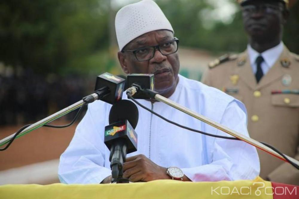 Mali: Présidentielle, l'opposition forme un «front»  contre un second mandat d'IBK
