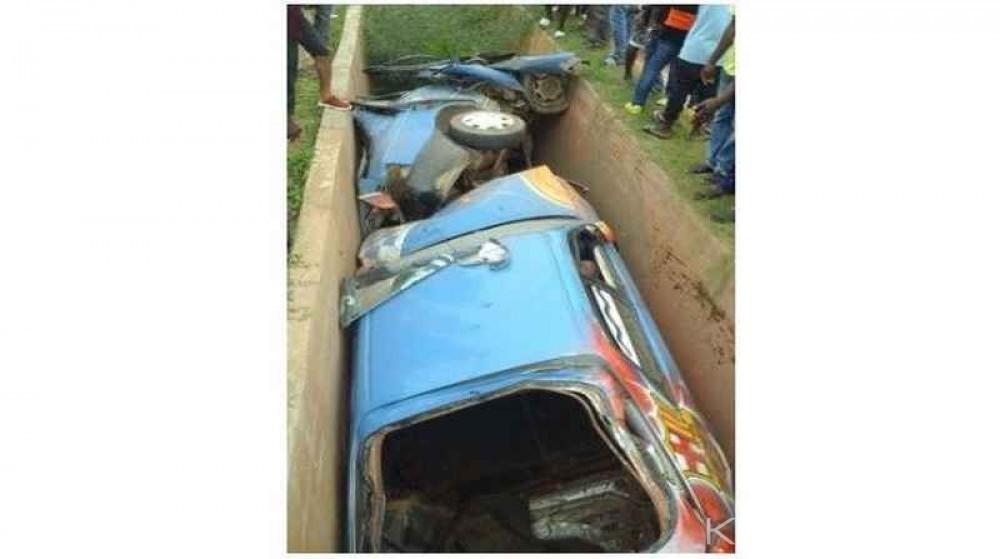 Côte d'Ivoire: San Pedro, une collision de taxis cause des blessés et un mort