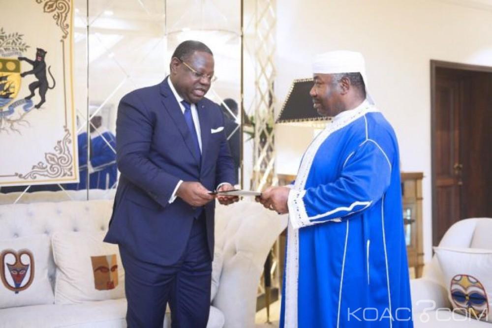 Gabon: Démission effective du gouvernement après la dissolution de l'Assemblée nationale