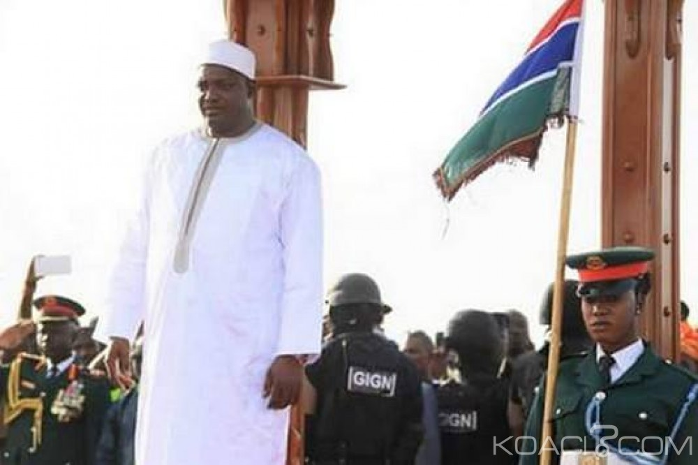 Gambie: Des soldats de la garde présidentielle à former au Sénégal