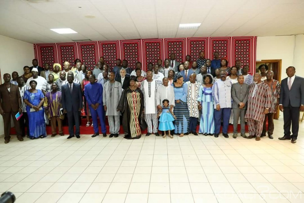 Burkina Faso: Les membres du Haut Conseil du Dialogue Social officiellement installés
