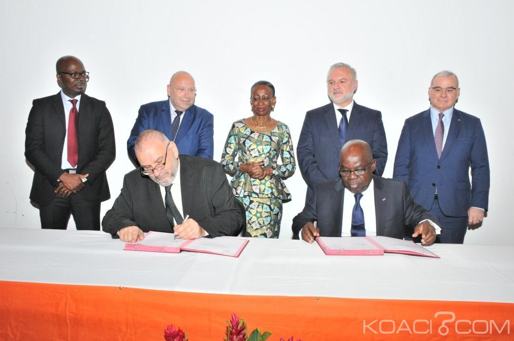 Côte d'Ivoire: Le CME signe avec le CNAM pour délivrer la première licence professionnelle française dispensée en Afrique de l'Ouest