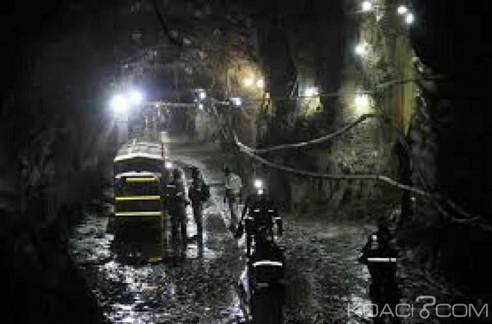 Afrique  du Sud: Une mine d'or frappée par un séisme, 4 morts et cinq disparus