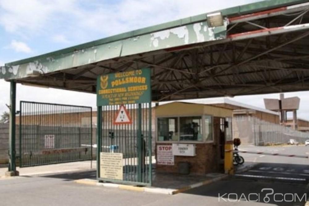 Afrique du Sud: Pourchassés par la police, des voleurs de voitures se cachent  en prison