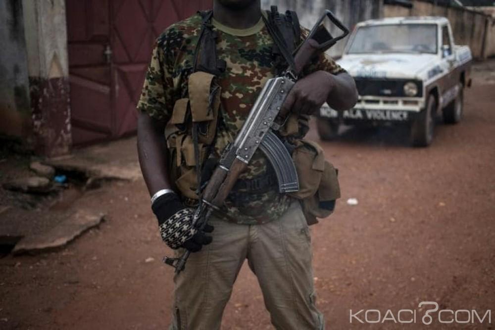Centrafrique  : Deux morts et 10 blessés dans des échanges de tirs au PK5