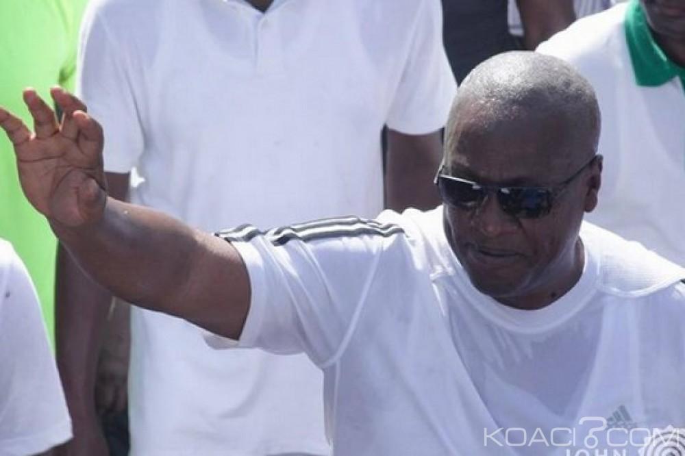 Ghana: Présidentielle 2020, John Mahama se donne le temps