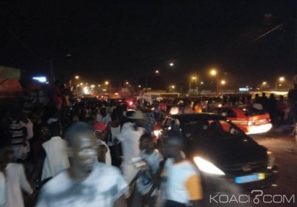 Côte d'Ivoire: Casses aux obsèques de Dezzy Champion après le show des « Microbes », qui va payer la facture ?