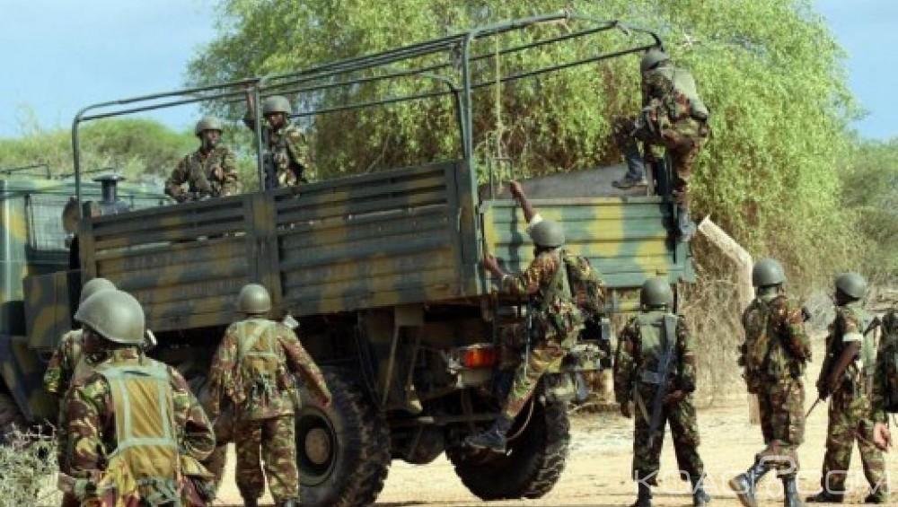 Kenya: Neuf soldats tués par l'explosion d'une bombe au passage de leur convoi
