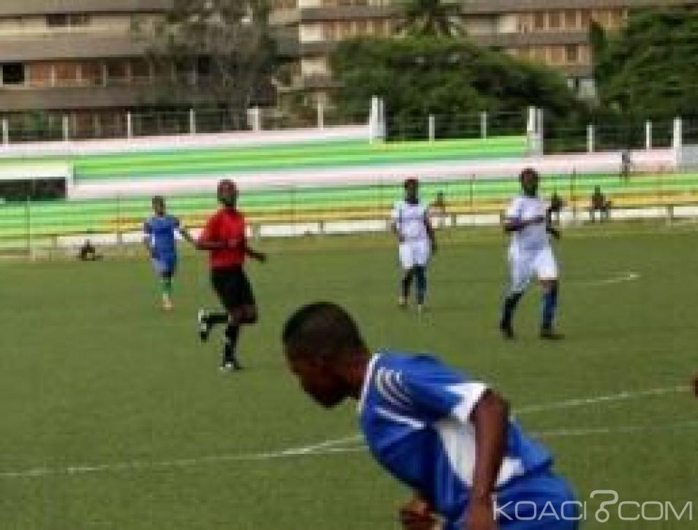 Togo: Laté Mawulé suspendu par la FTF après un match de Athletic Club de la Côte d'Ivoire Logo de la FTF