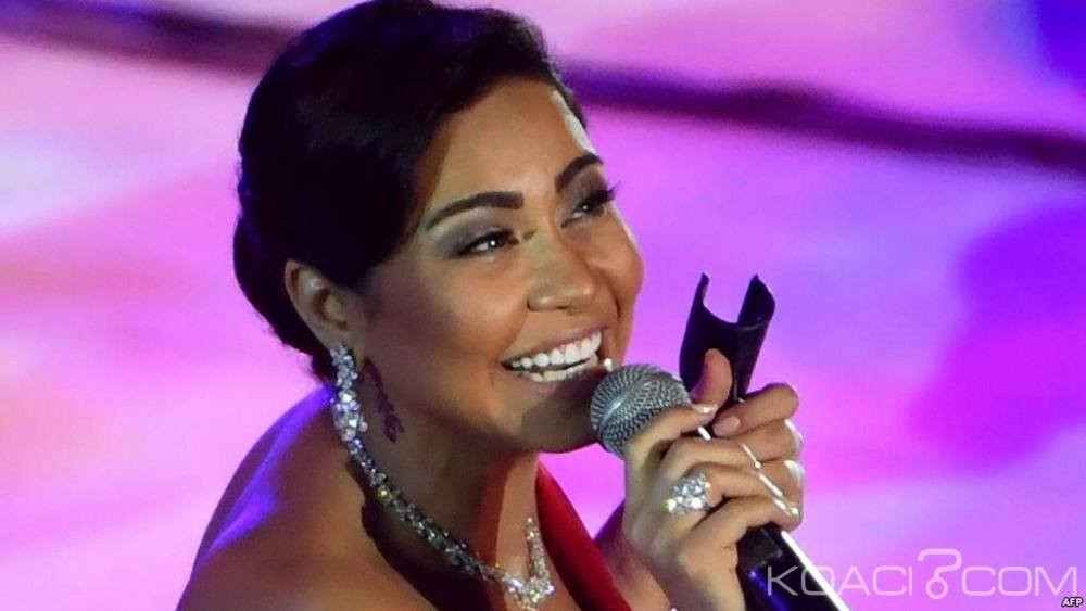 Egypte: La chanteuse  Sherine Abdel Wahab  qui avait plaisanté sur le Nil relaxée