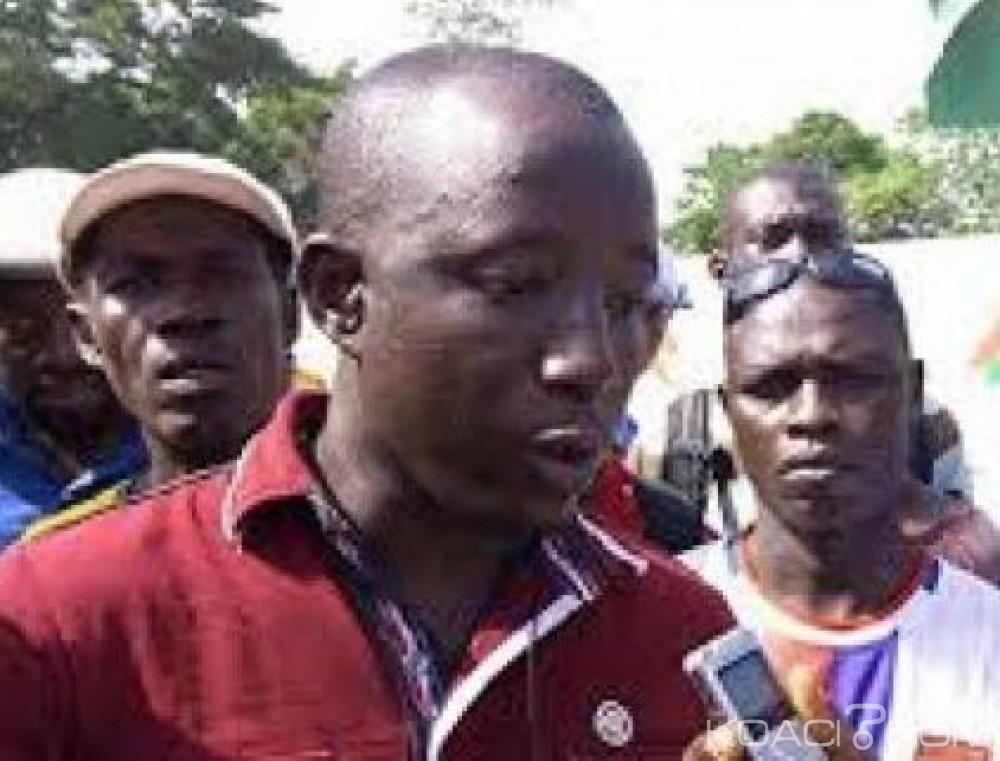 Guinée: Un responsable syndical  arrêté et inculpé de révolte à Boké