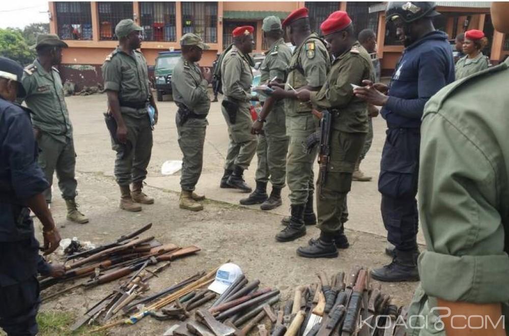 Cameroun: Armes de guerre saisies, présumés preneurs d'otages interpellés dans l'Adamaoua