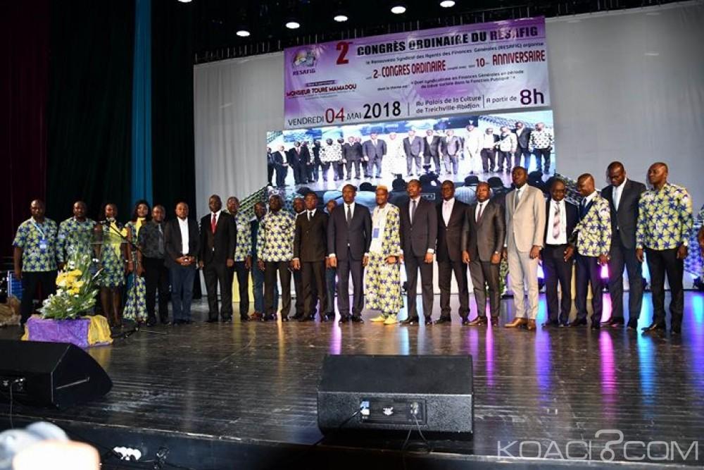 Côte d'Ivoire: Fonction publique, le Renouveau syndical des agents des finances générales change de main