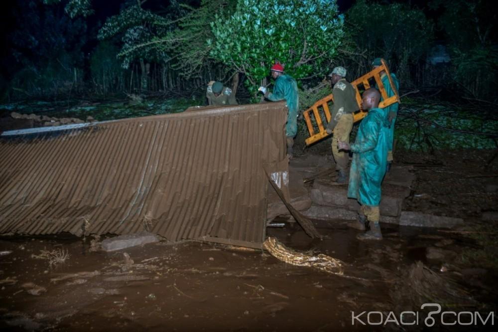 Kenya:  Un barrage cède, au moins 41 personnes dont des enfants emportées par les eaux