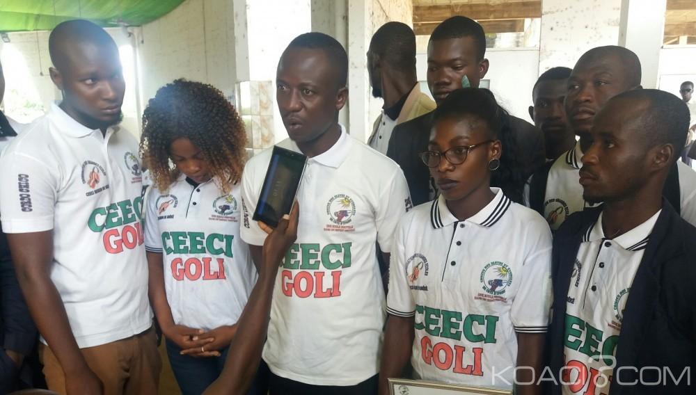 Côte d'Ivoire: Bouaké, les étudiants des grandes écoles instruits sur «comment s'orienter après le BTS et les stratégies de recherche d'emploi»