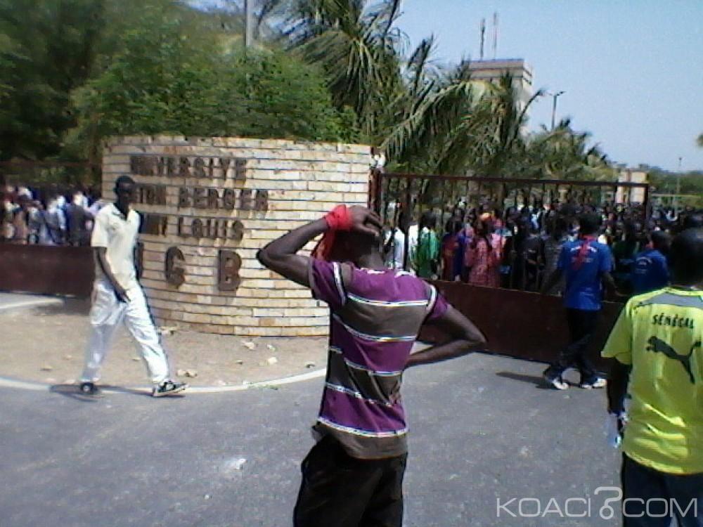 Sénégal: Un étudiant tué à l'Université de Saint Louis lors d'affrontements  avec les forces de l'ordre