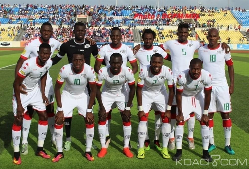 Burkina Faso: 24 joueurs convoqués contre le Cameroun