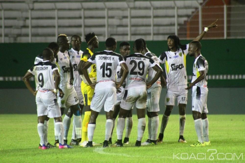 Côte d'Ivoire: Coupe CAF, 2ème journée, l'Asec Mimosas chute face au Vita Club (3-1)