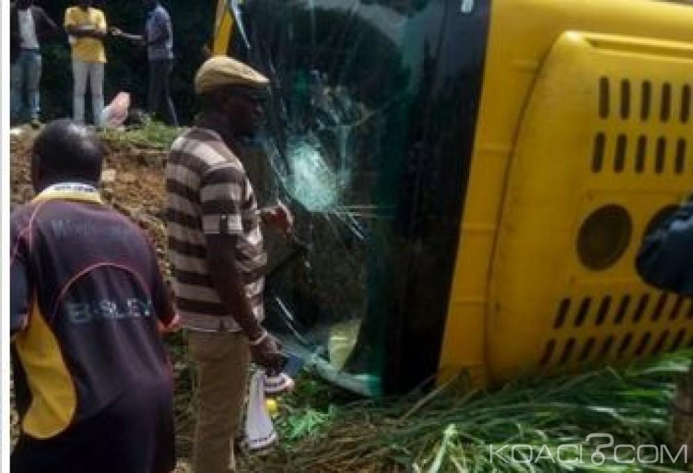 Côte d'Ivoire: Plusieurs morts et blessés graves causés par un car de transport à Aboisso