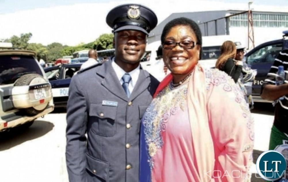 Zambie: Le fils d'un ancien président  en prison pour le vol d'un téléphone