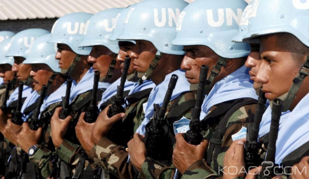 Centrafrique: Un casque bleu mauritanien tué à Alindao