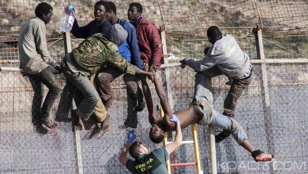 Maroc-Espagne:  Démantèlement d' un gang qui kidnappait des migrants pour des rançons