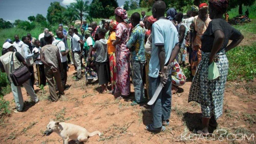 Centrafrique:  Le bilan des violences à Bambari revu à la hausse, 32  morts et 23 blessés