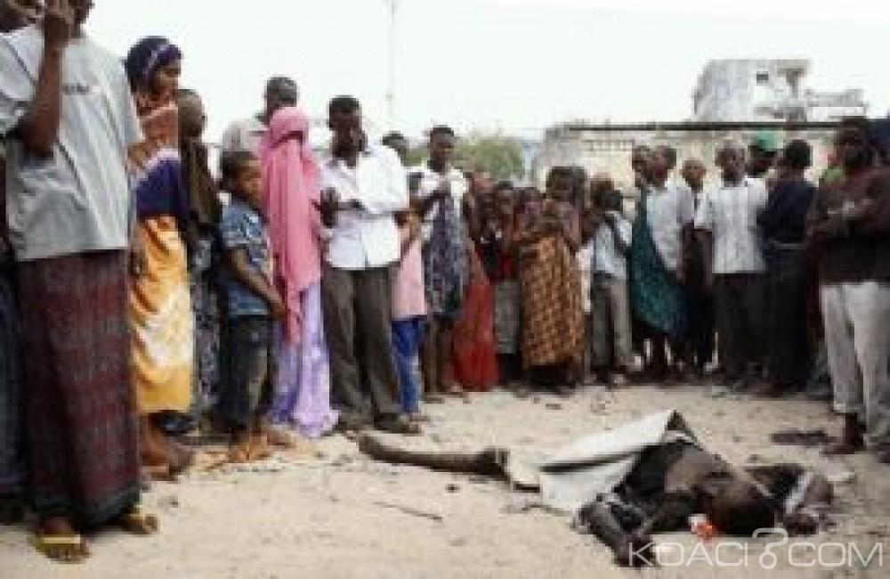 Somalie:  Un convoi militaire visé par un kamikaze à Mogadiscio, plusieurs tués