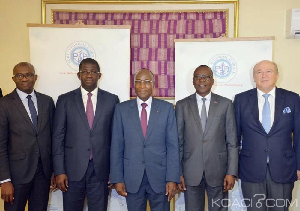 Côte d'Ivoire:  Port d'Abidjan, 110 milliards de FCFA pour la modernisation et l'extension du terminal minéralier partagés équitablement entre l'Etat et Sea-invest
