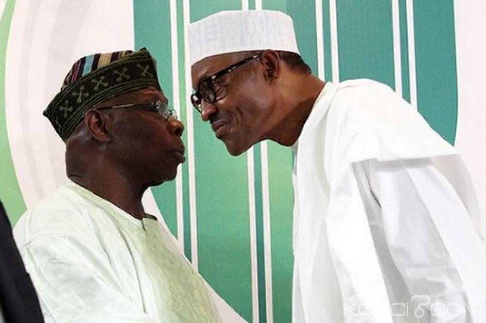 Nigeria: L'opposition entre Obasanjo et Buhari relancée sur une affaire de 16 milliards gaspillés