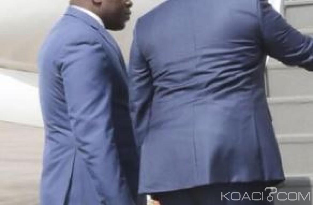 Côte d'Ivoire: Prestation de serment de Toungara à la Présidence, des collaborateurs de Soro bloqués à l'entrée du petit Palais